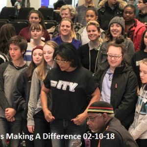 Teens Make A Difference