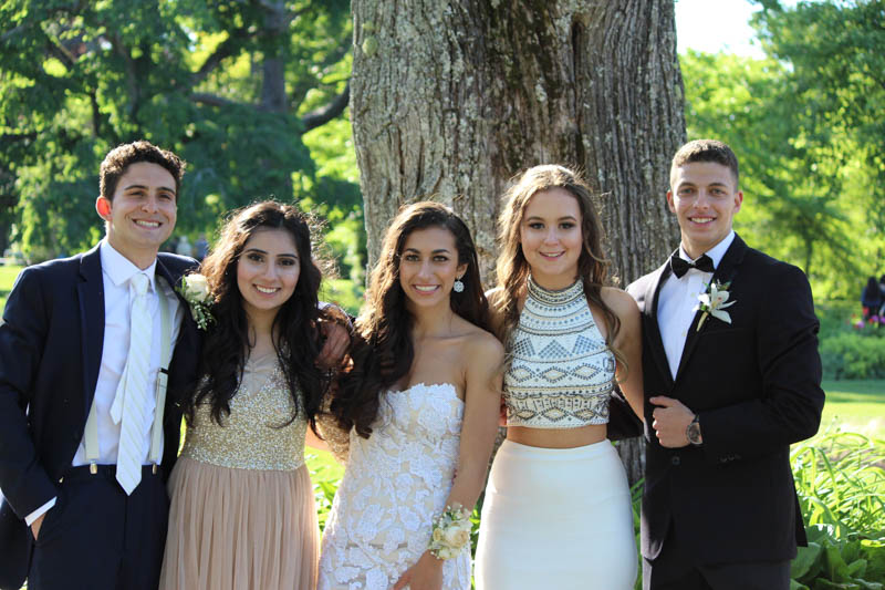 Prom - Lockview, Prince Andrew and Halifax West Class of 2017