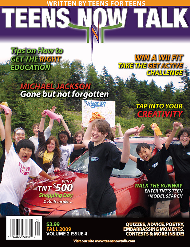 Teens Now Talk Magazine 2009 Fall Issue