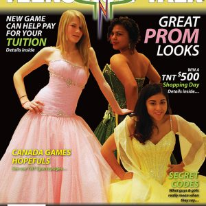 Teens Now Talk Magazine 2009 Spring Issue