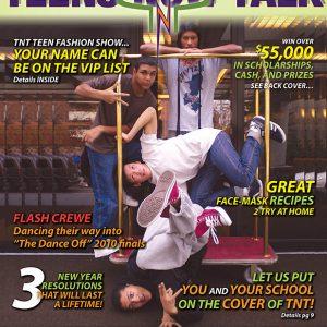 Teens Now Talk Magazine 2009 Winter Issue