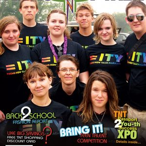 Teens Now Talk Magazine 2011 Fall Issue