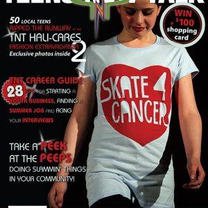 Teens Now Talk Magazine 2011 Summer Issue