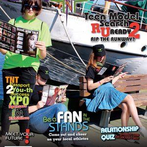 Teens Now Talk Magazine 2012 Winter Issue