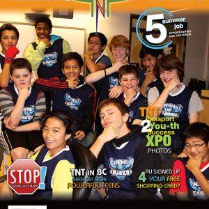 Teens Now Talk Magazine 2013 Spring Issue