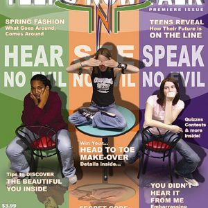 Teens Now Talk Magazine 2007 Fall Issue
