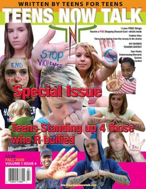 Teens Now Talk Magazine 2008 Fall Issue