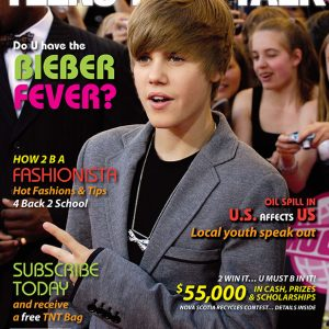 Teens Now Talk Magazine 2010 Fall Issue