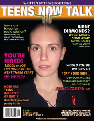 Teens Now Talk Magazine 2010 Spring Issue