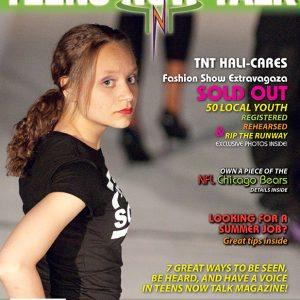 Teens Now Talk Magazine 2010 Summer Issue