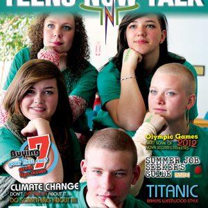 Teens Now Talk Magazine 2012 Summer Issue