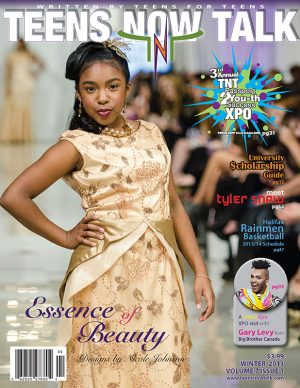 Teens Now Talk Magazine 2013 Winter Issue