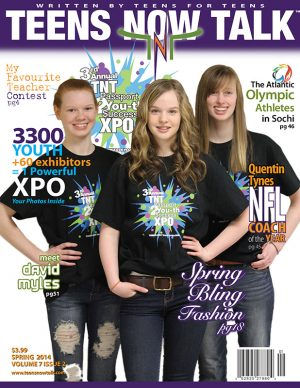 Teens Now Talk Magazine 2014 Spring Issue