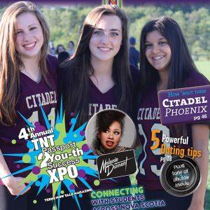 Teens Now Talk Magazine 2014 Winter Issue