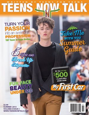 Teens Now Talk Magazine 2015 Summer Issue