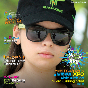 Teens Now Talk Magazine 2017 Fall/Winter Issue