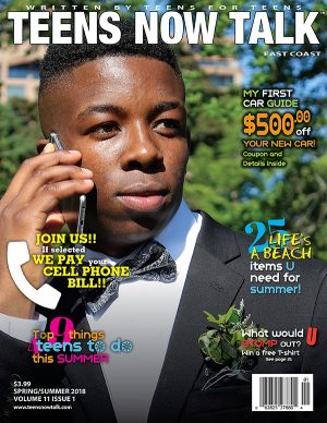Teens Now Talk Magazine 2018 Spring/Summer Issue
