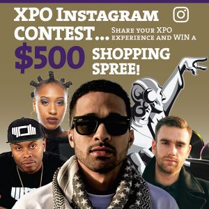 TNT XPO Instagram Contest