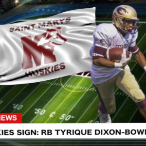 Tyrique Dixon Bowden the Running Back 2 Watch Out 4