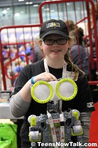 Lego Blotzs at 2018/19 FIRST® LEGO® League Competition