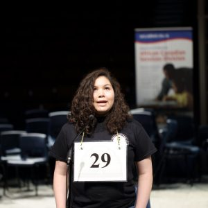Kiara Hiltz - Spelling Bee Champion 0G8A1833