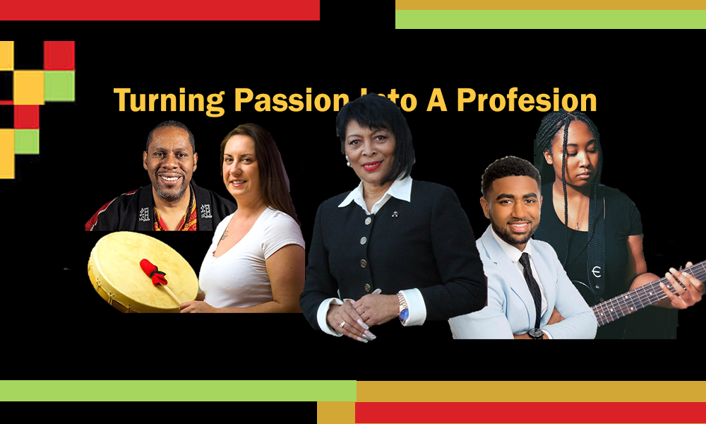 AHM Turning Passion Into A profession
