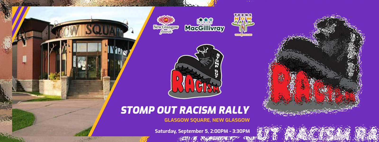 Stomp Out Racism NG