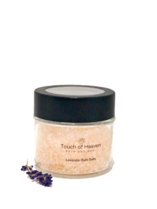 Youth Entrepreneurs' Success Touch of Heaven Lavender Bath Salts