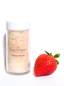 Touch of Heaven Strawberry Bath Salt