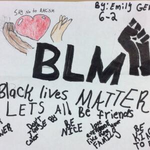 TNT-BLM Contest - Emily 2 - Ridgecliff Middle School