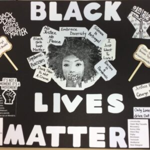 BLM Artwork - Youth Perspective